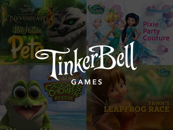 Tinker Bell Games