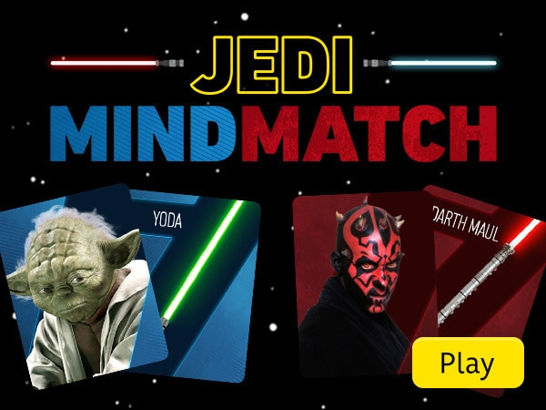 Jedi Mind Match