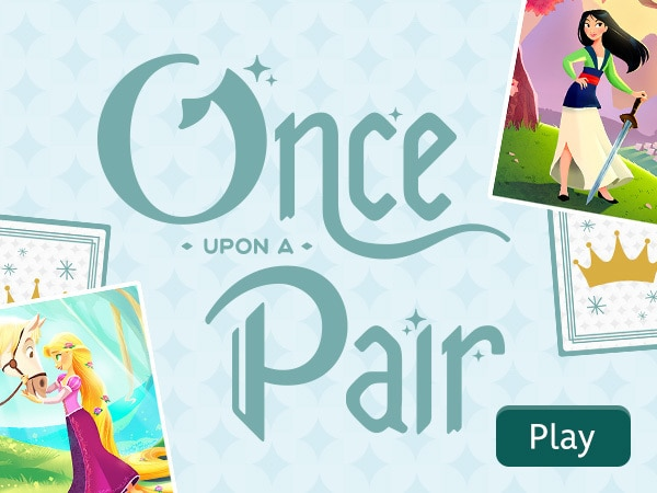 Once Upon A Pair