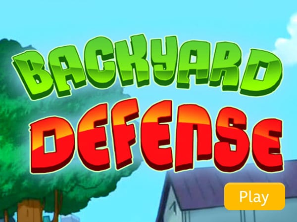 Backyard Defense