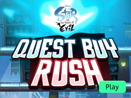 Quest Buy Rush