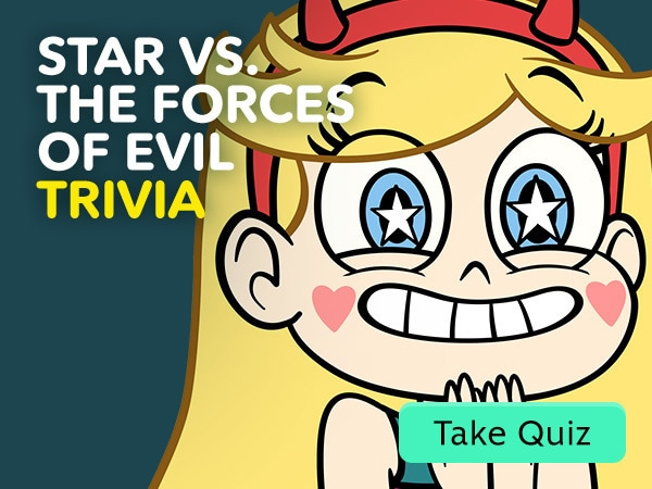 Star vs The Forces Of Evil Trivia