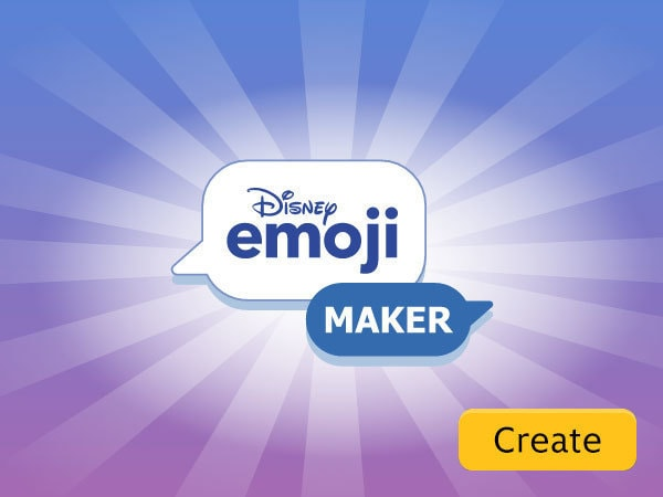 Disney Emoji Maker | Disney LOL Games