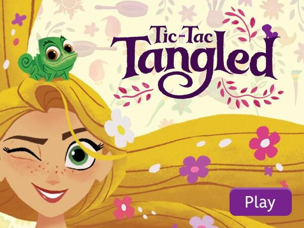 Tic Tac Tangled