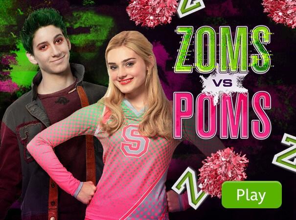 Zoms vs Poms