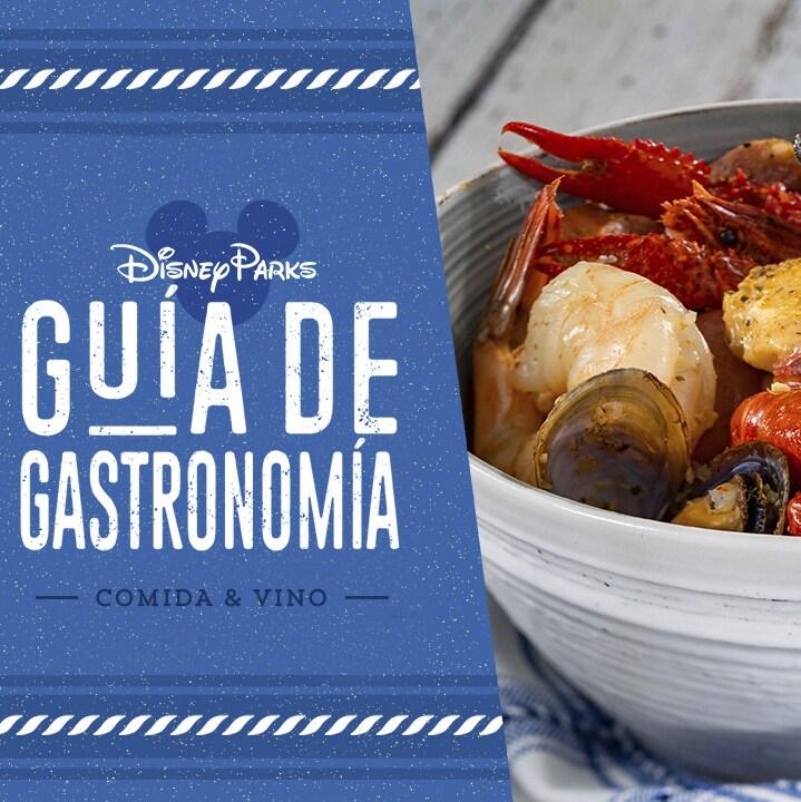 Guía culinaria del Taste of EPCOT International Food & Wine Festival 2020