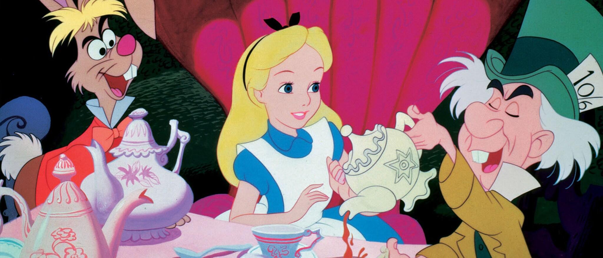 Alice in Wonderland (1951) Hero
