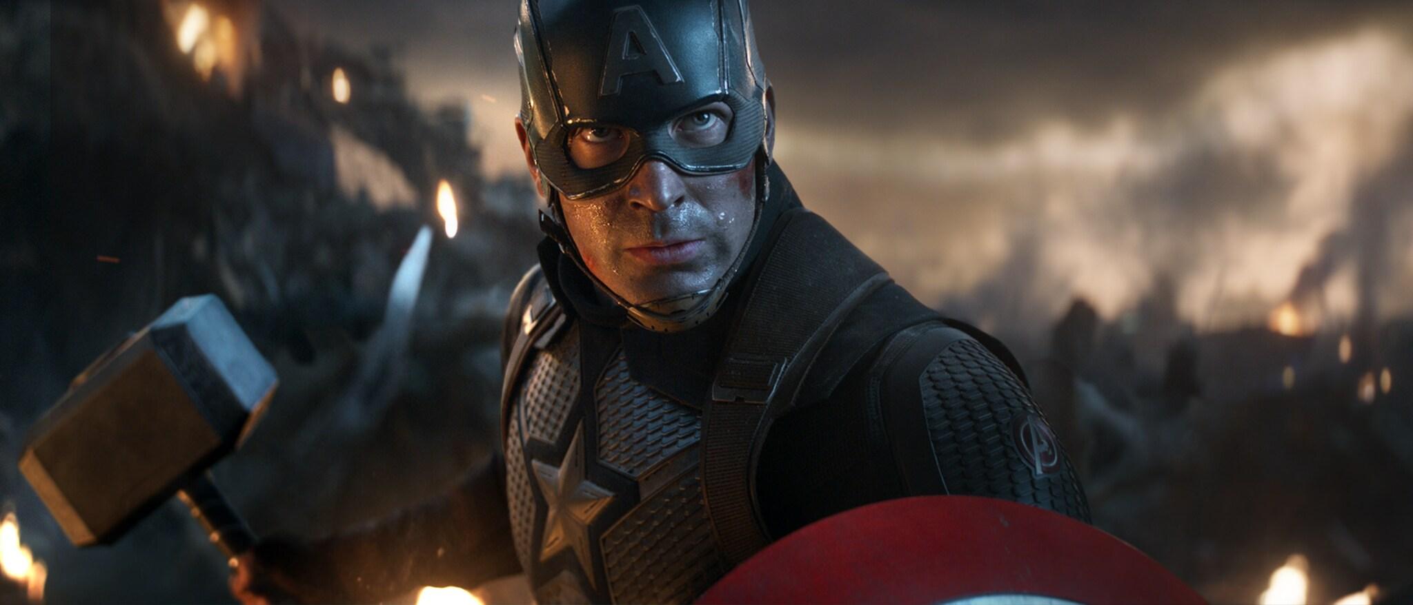 Avengers: Endgame Hero Home Ents