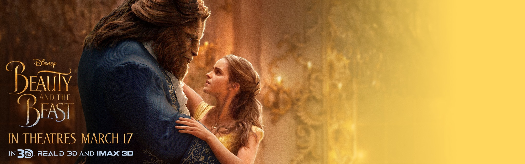 Beauty and the Beast - Final Trailer - Hero