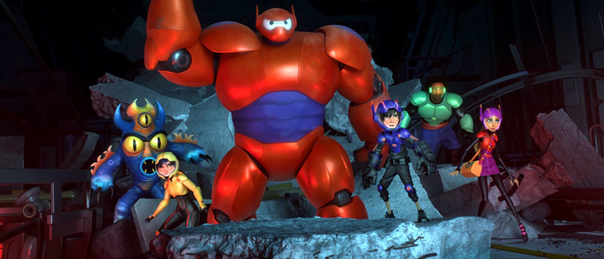 Big Hero 6 Hero