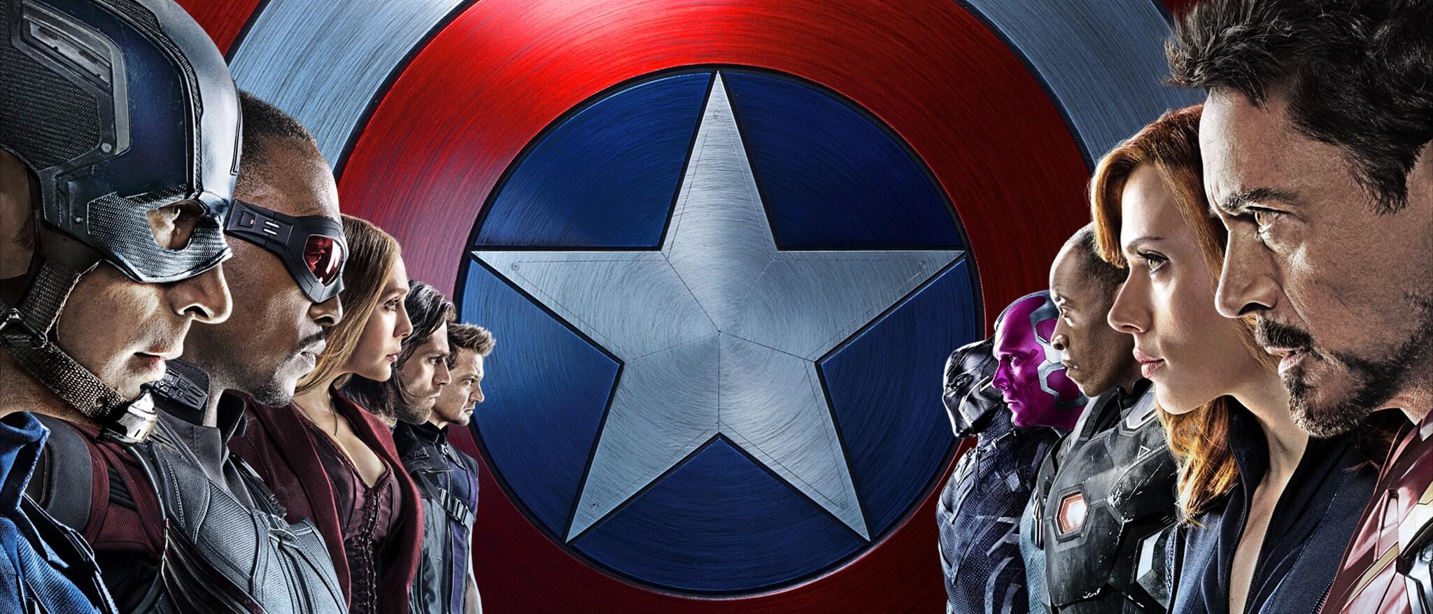 Captain America: Civil War Hero