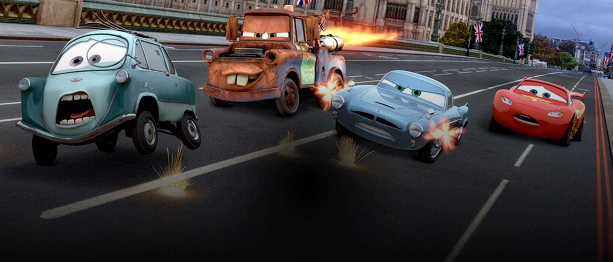 Cars 2 Hero