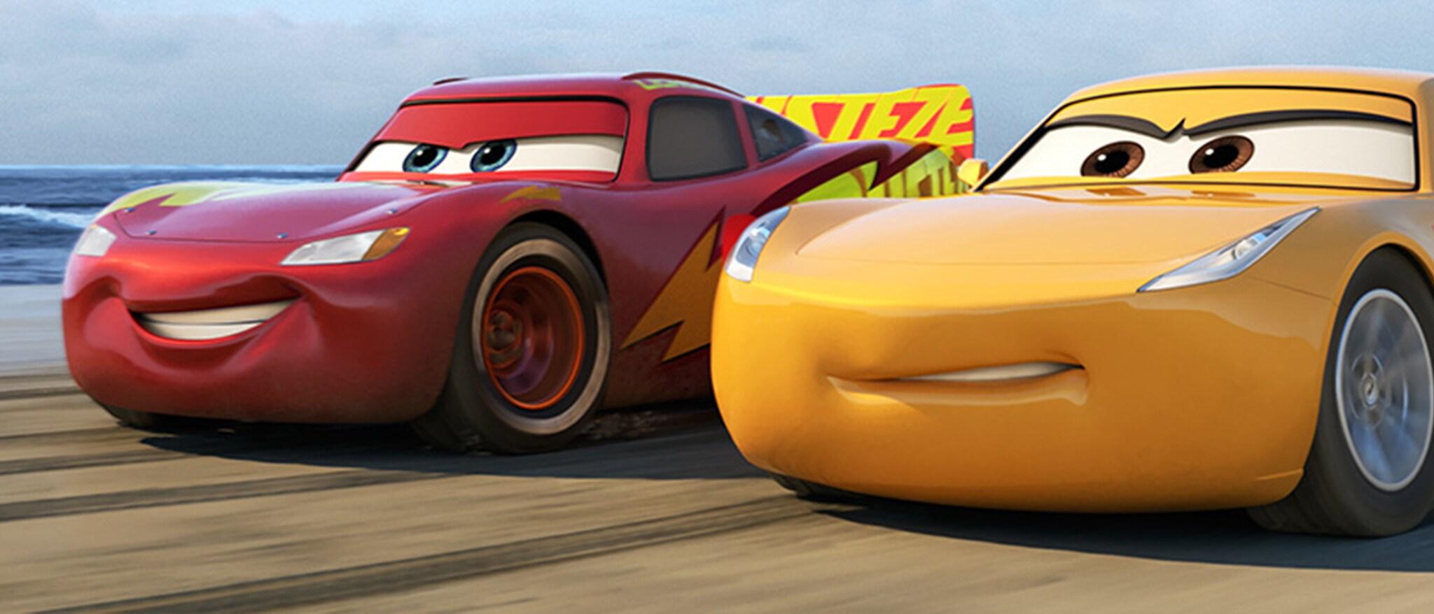 Cars 3 Hero