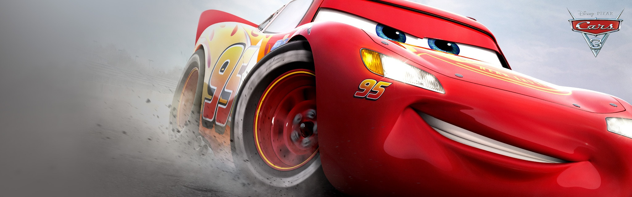 Cars 3 - Get Tickets - Hero