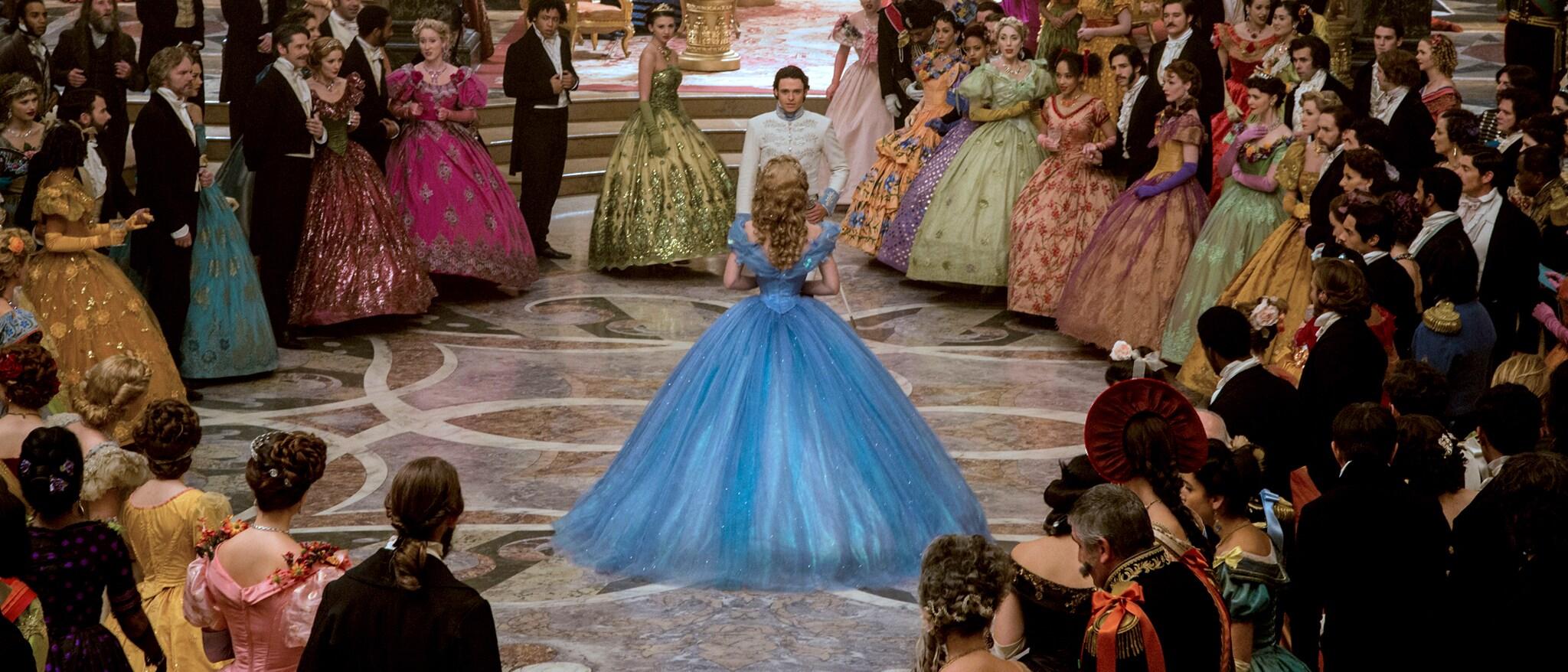 Cinderella (2015) Hero