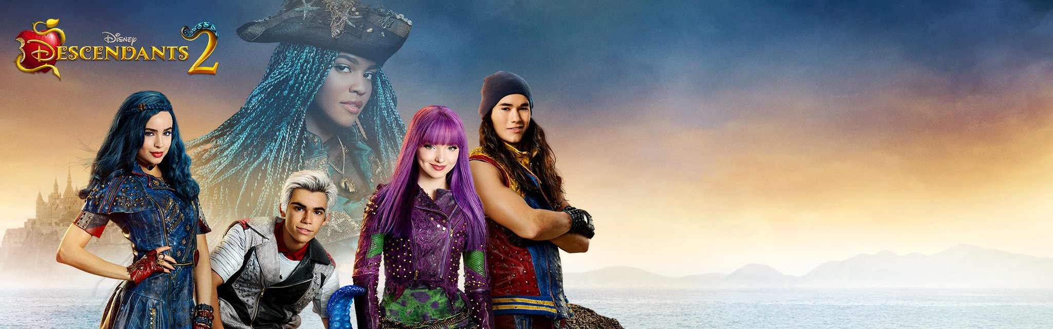 Descendants - Descendants 2 Soundtrack - Hero