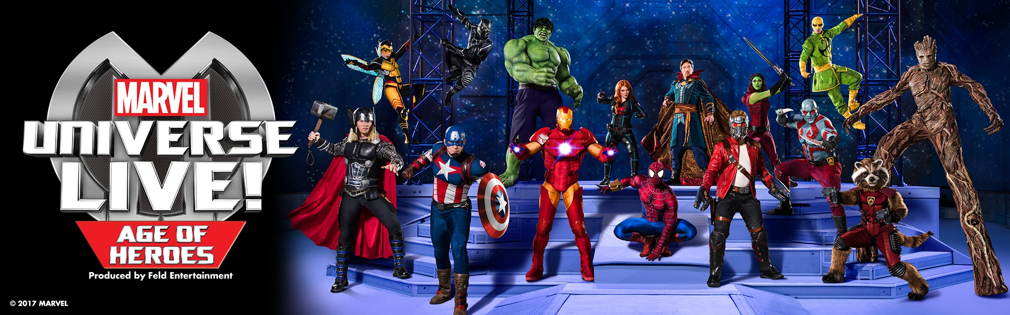 Marvel Universe Live - Hero