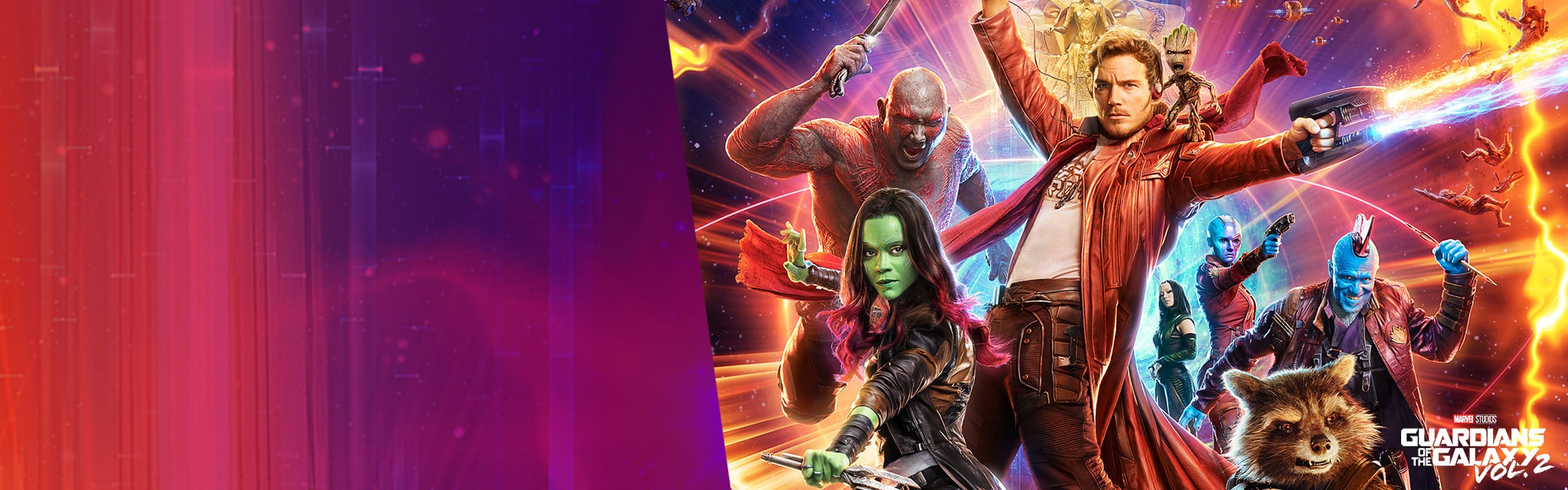 Guardians of the Galaxy Vol 2 - In Theaters - Hero