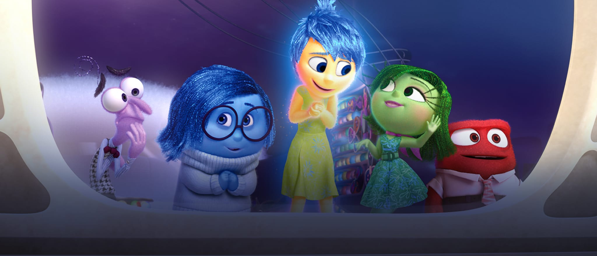 Inside Out Hero