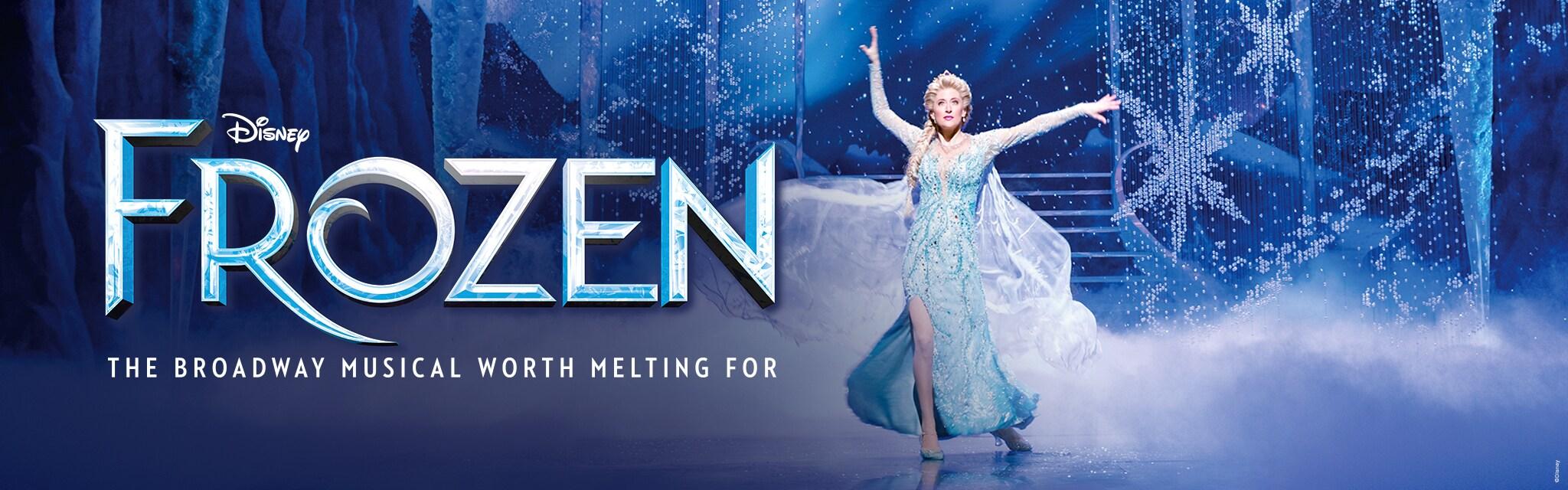 Disney on Broadway - Frozen