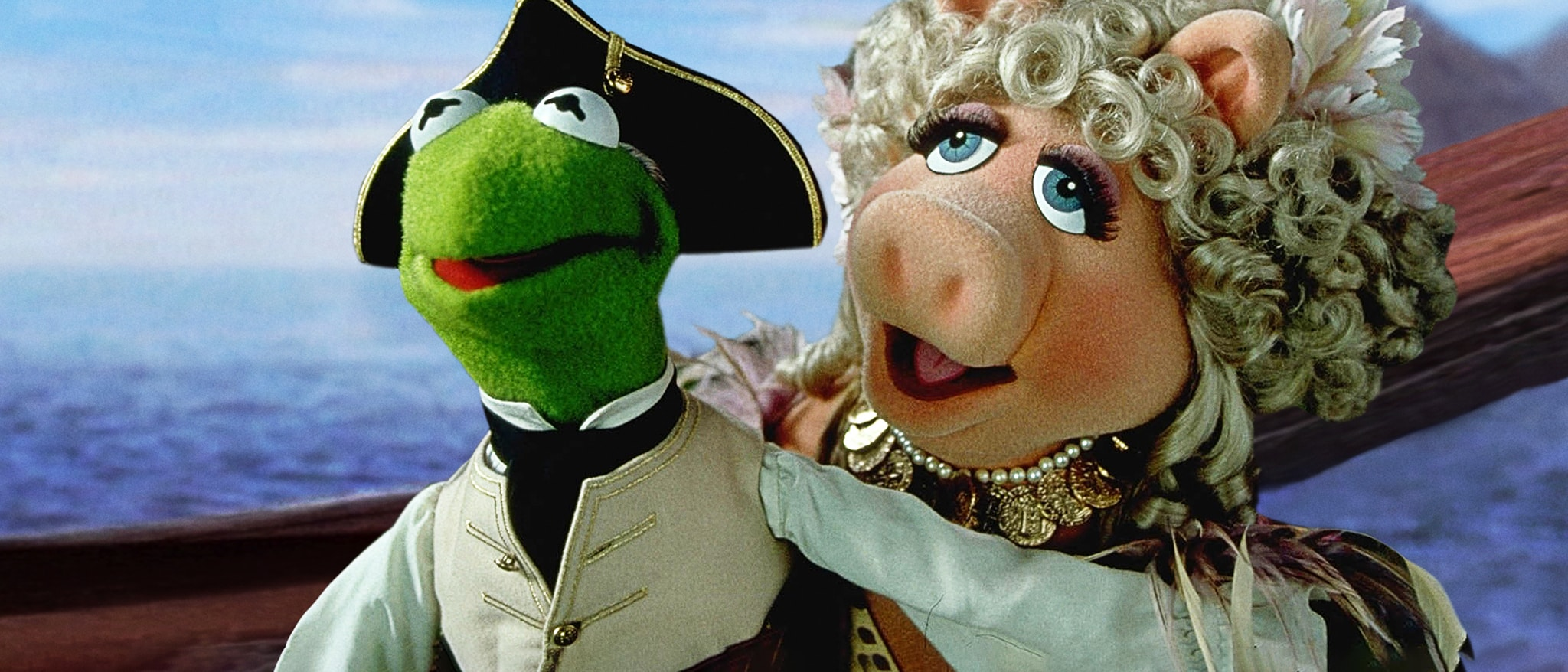 Muppet Treasure Island Hero