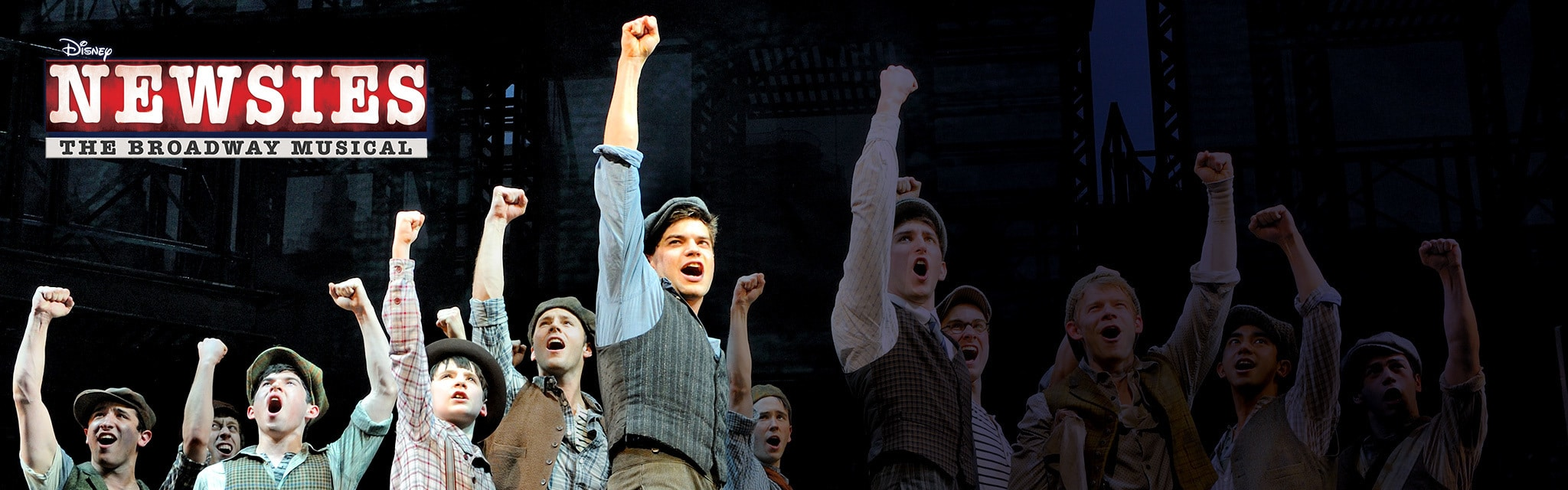 Newsies - In Movie Theaters - hero