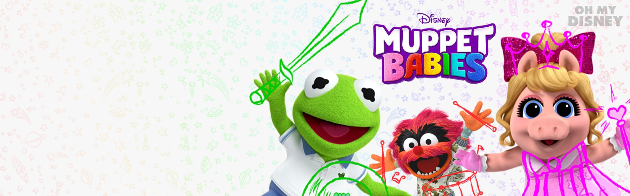 Muppet Babies Premiere Now Airing on Disney Channel!