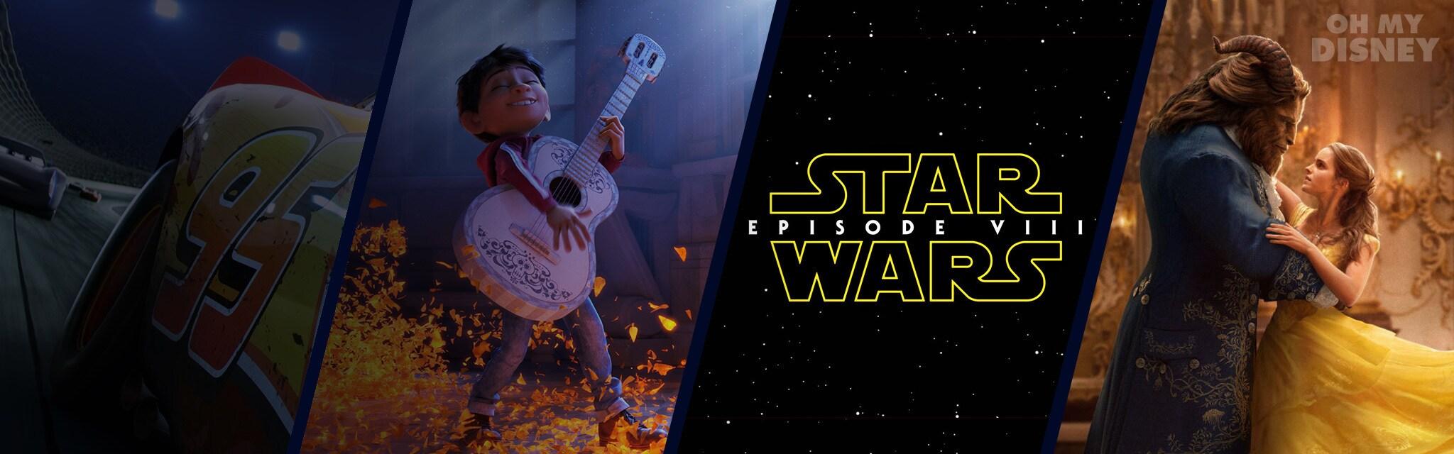 Walt Disney Studios - 2017 Movie Slate - Hero