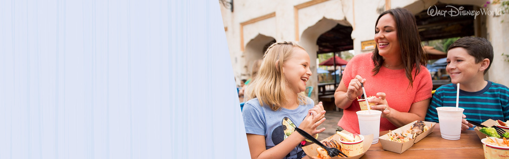 Disney Parks - WDW | FY17 Q4 Domestic Free Dine Offer - Hero