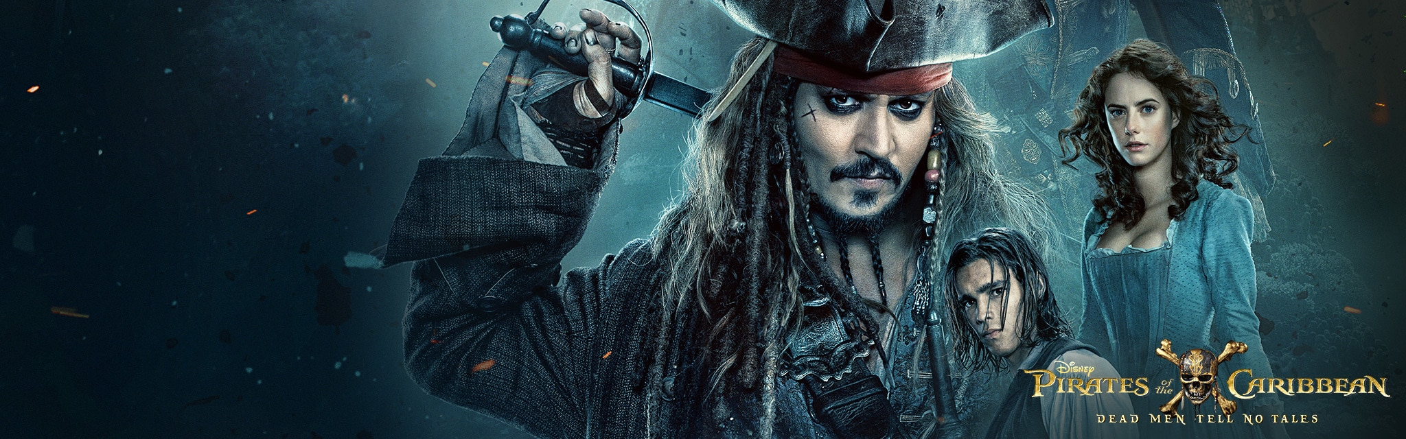 Pirates of the Caribbean 5 - Tickets - Hero