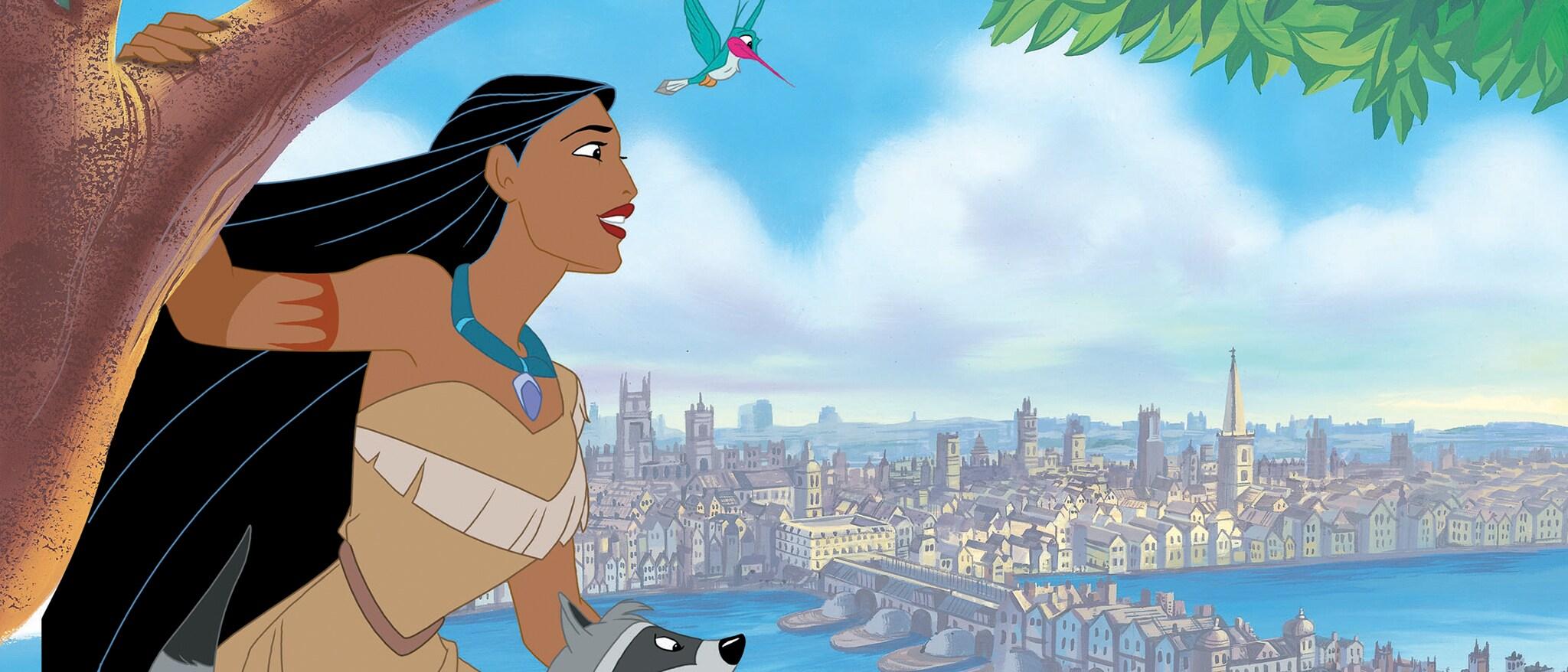 Pocahontas II: Journey to a New World Hero