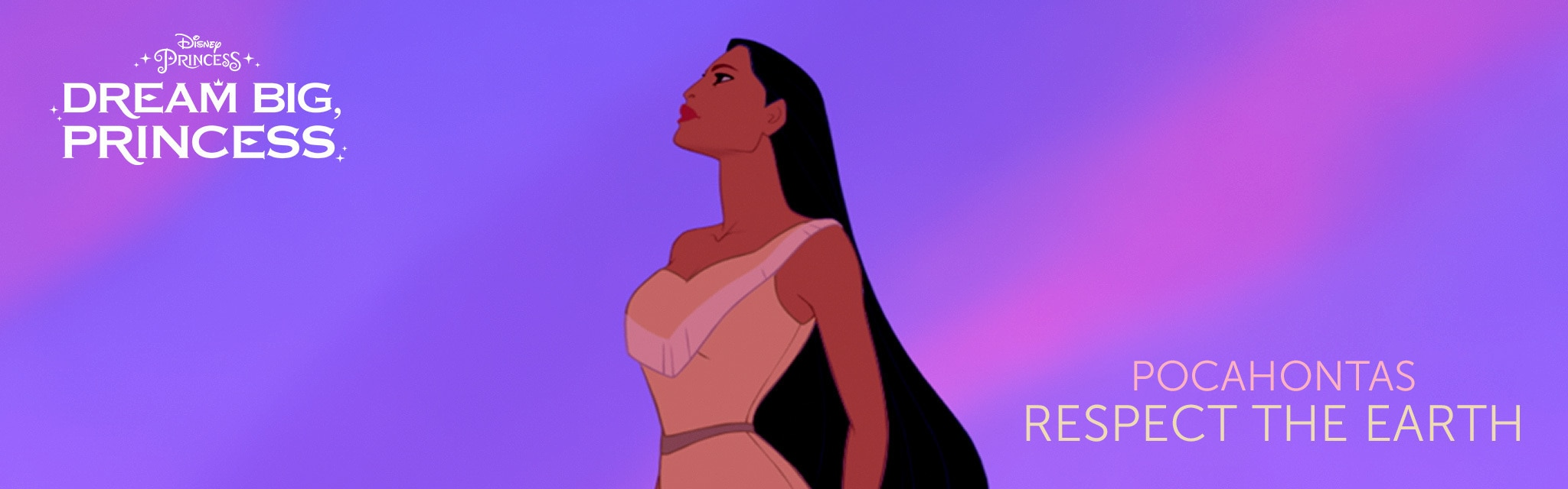 Pocahontas - Respect The Earth