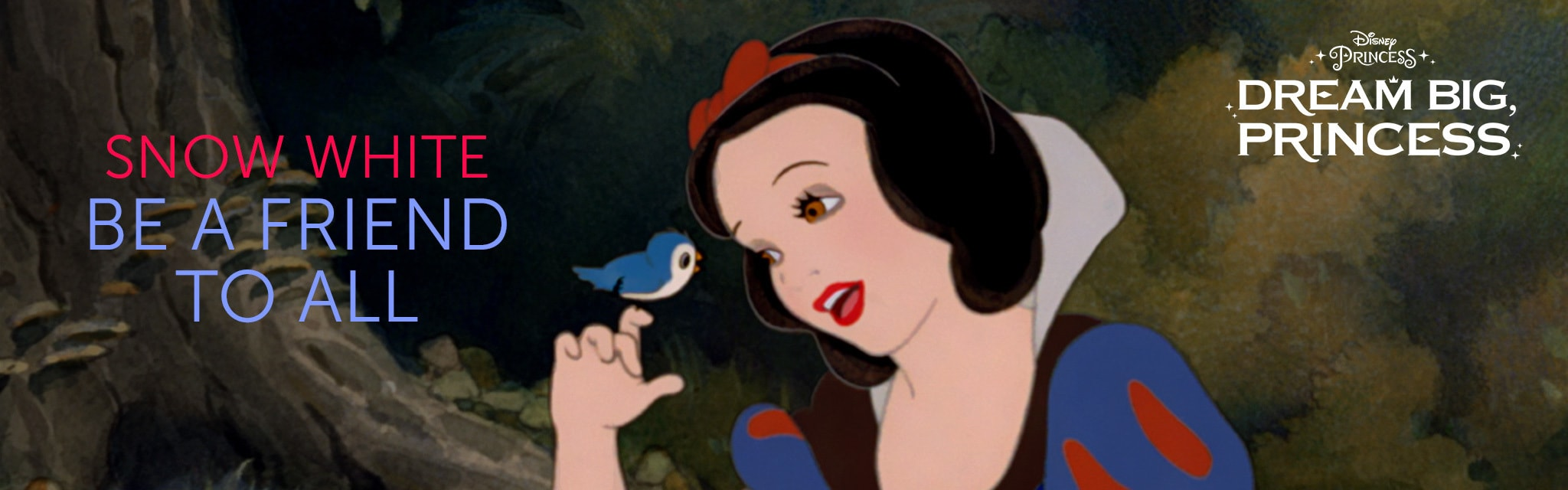 Snow White - Be A Friend To All