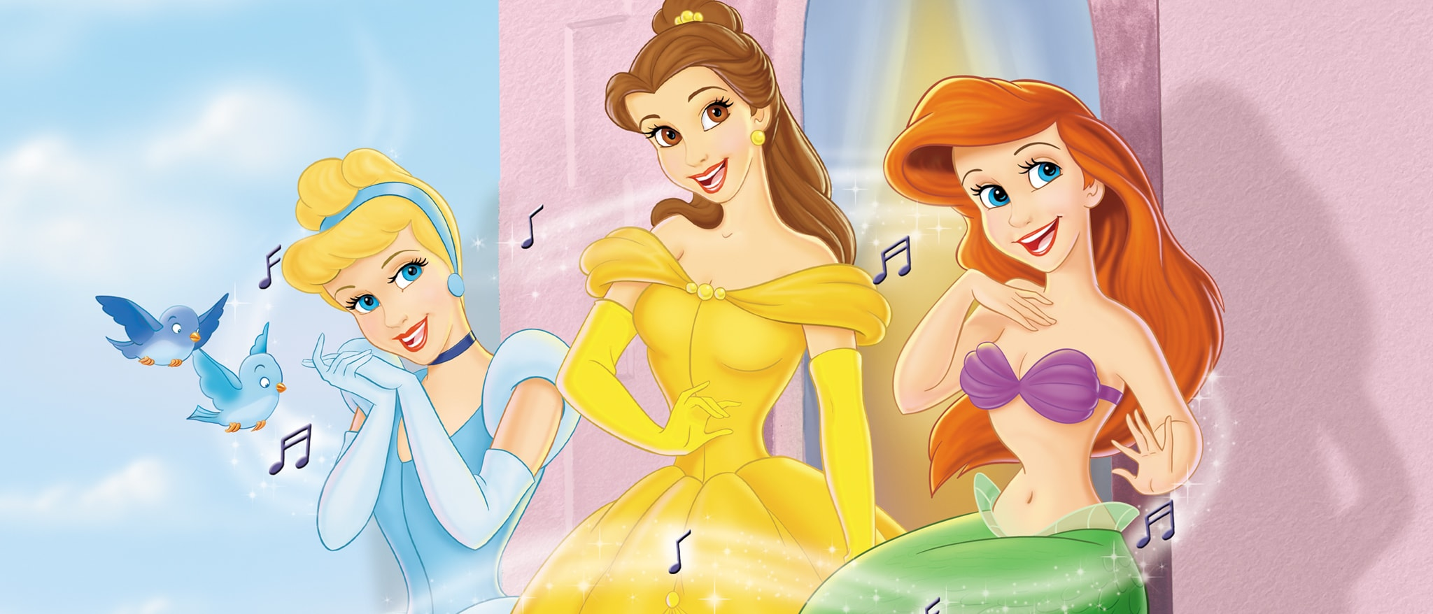 Disney Princess Sing Along Songs Volume One: Once Upon a Dream Hero
