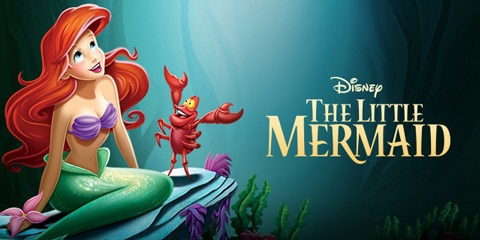 the little mermaid disney movies