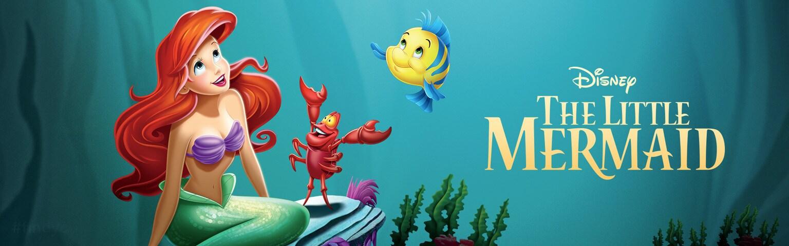 the little mermaid disney movies