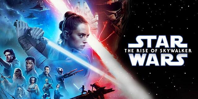 Star Wars The Rise Of Skywalker Disney Movies
