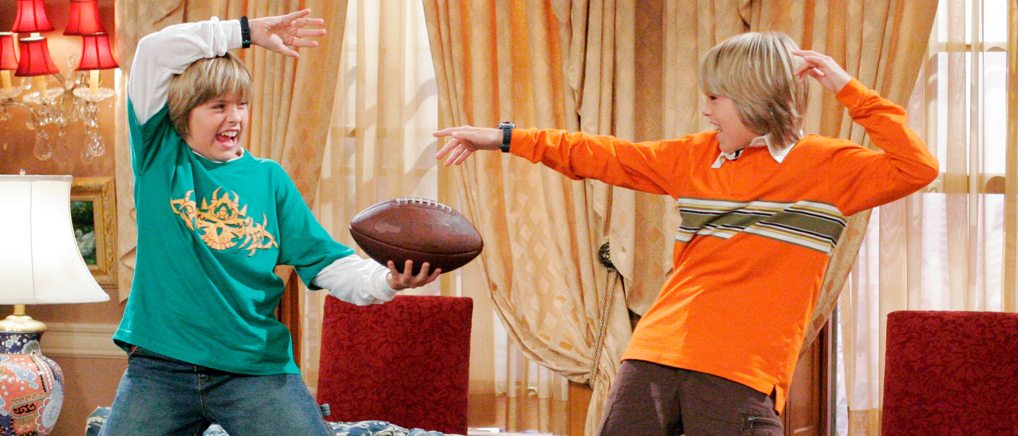 The Suite Life of Zack and Cody hero