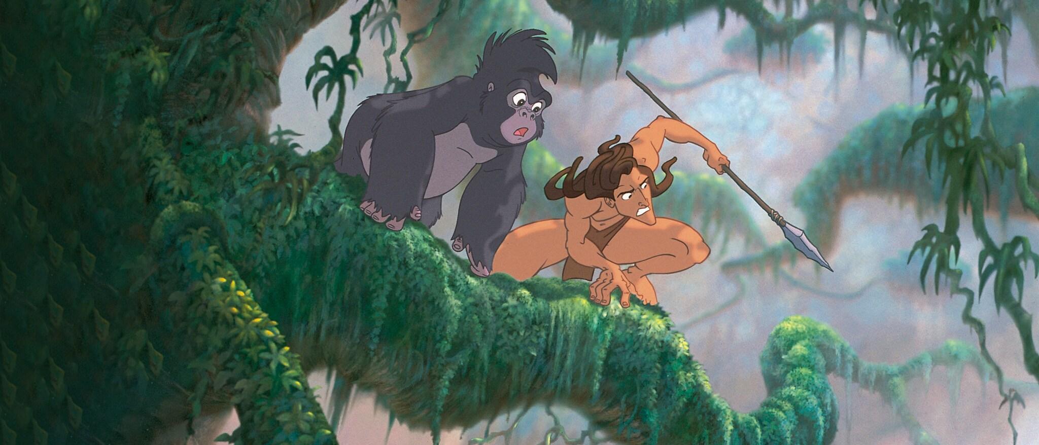 Tarzan Hero