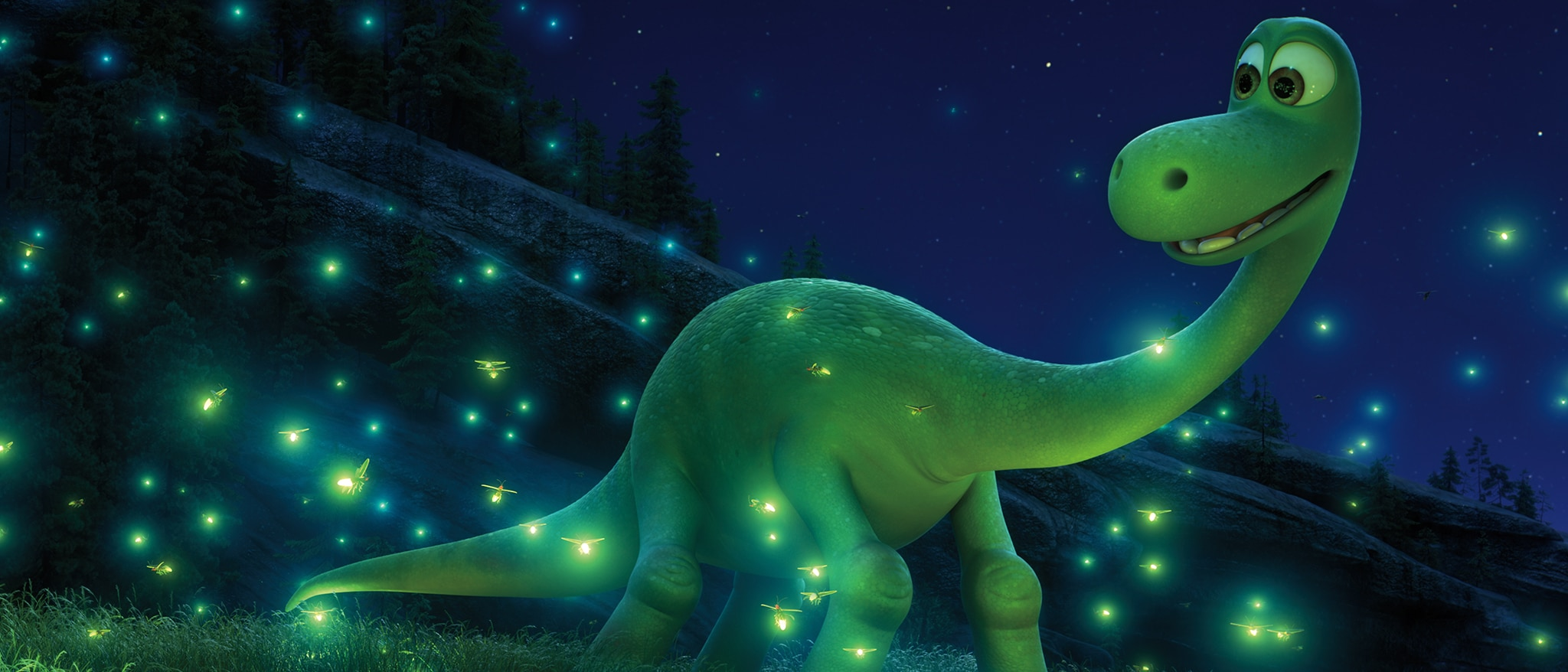 The Good Dinosaur Hero