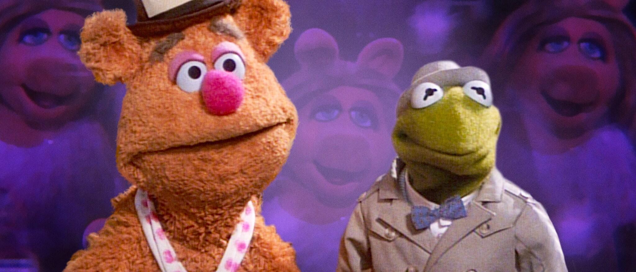 The Great Muppet Caper Hero