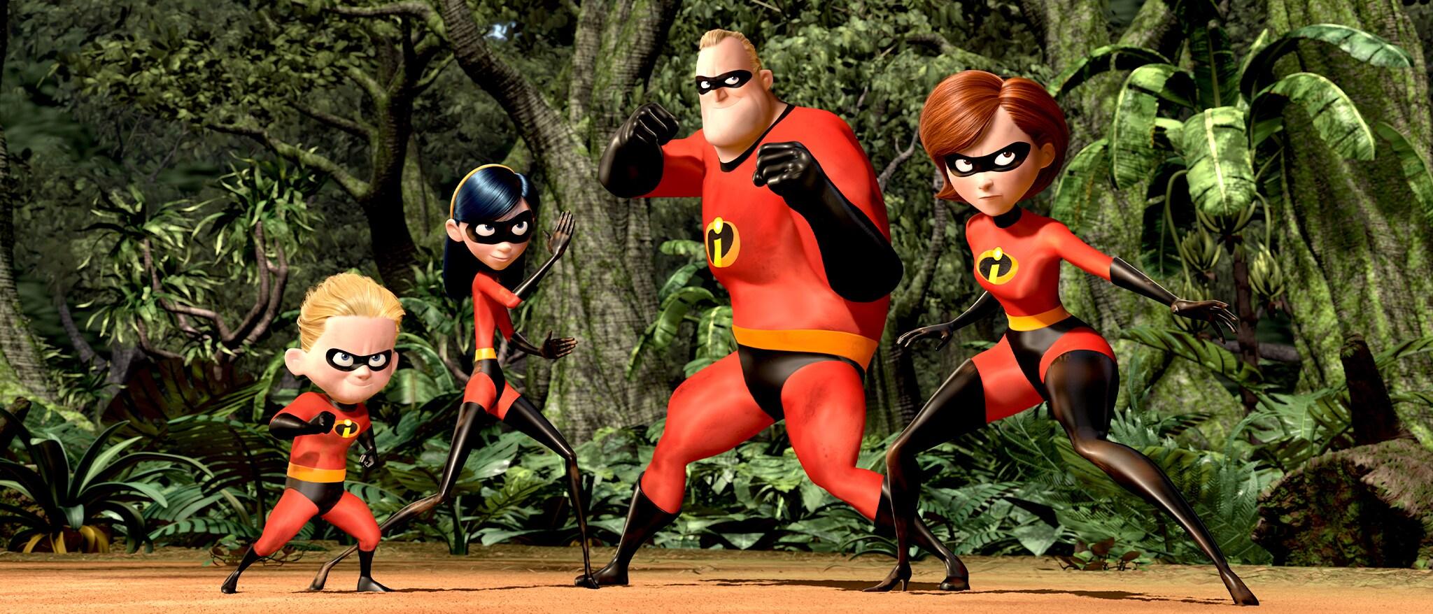 The Incredibles Hero