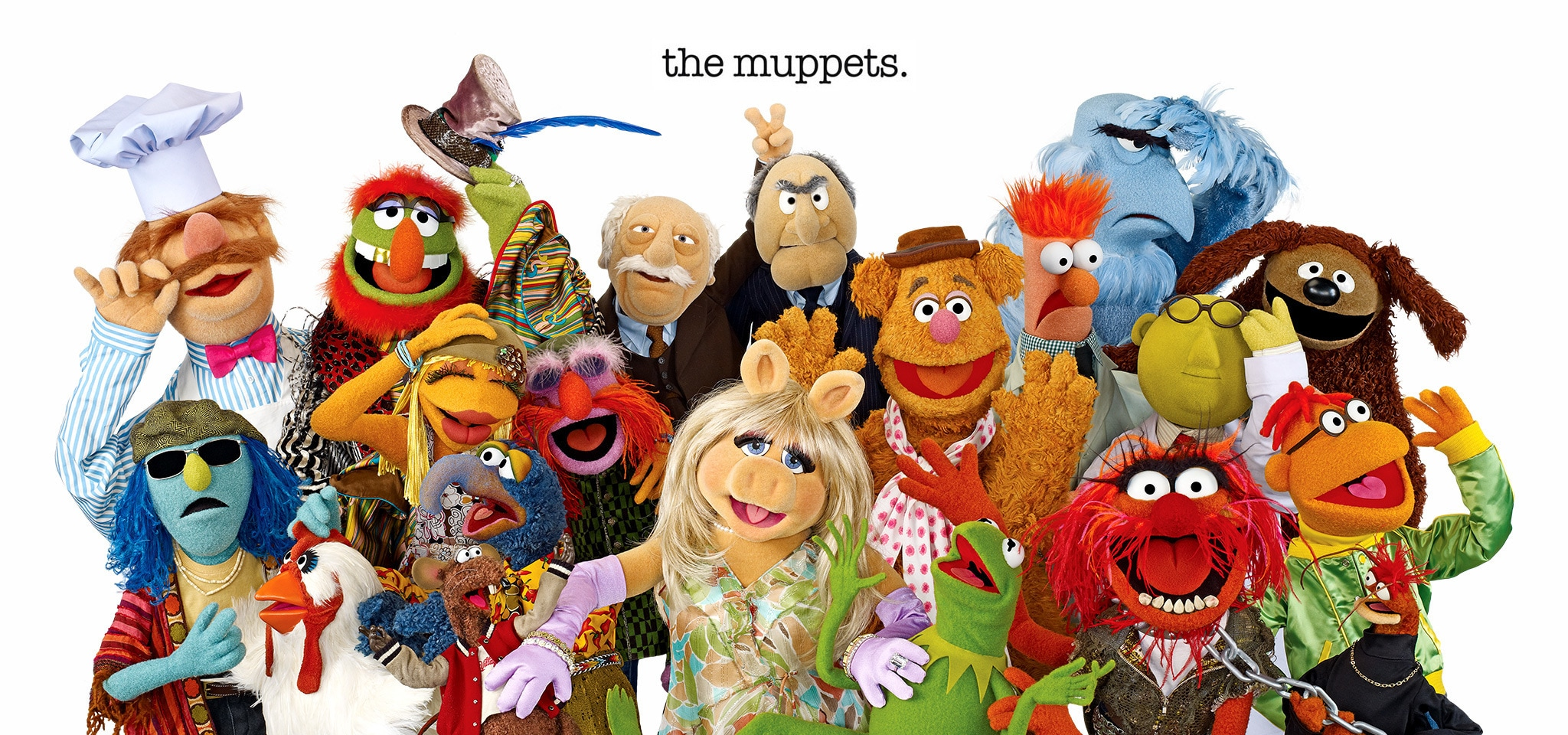 Muppets Homepage Flex Hero - March