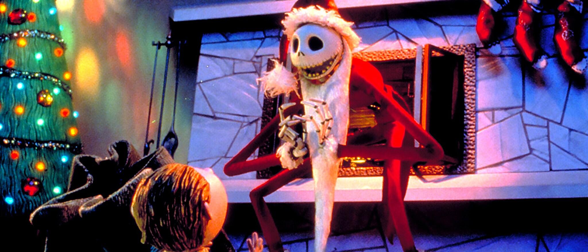 The Nightmare Before Christmas Hero