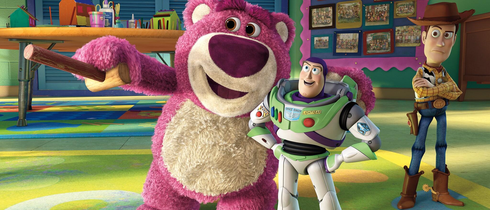 Toy Story 3 Hero