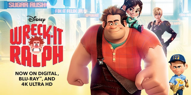 Wreck-It Ralph | Official Site | Disney Movies