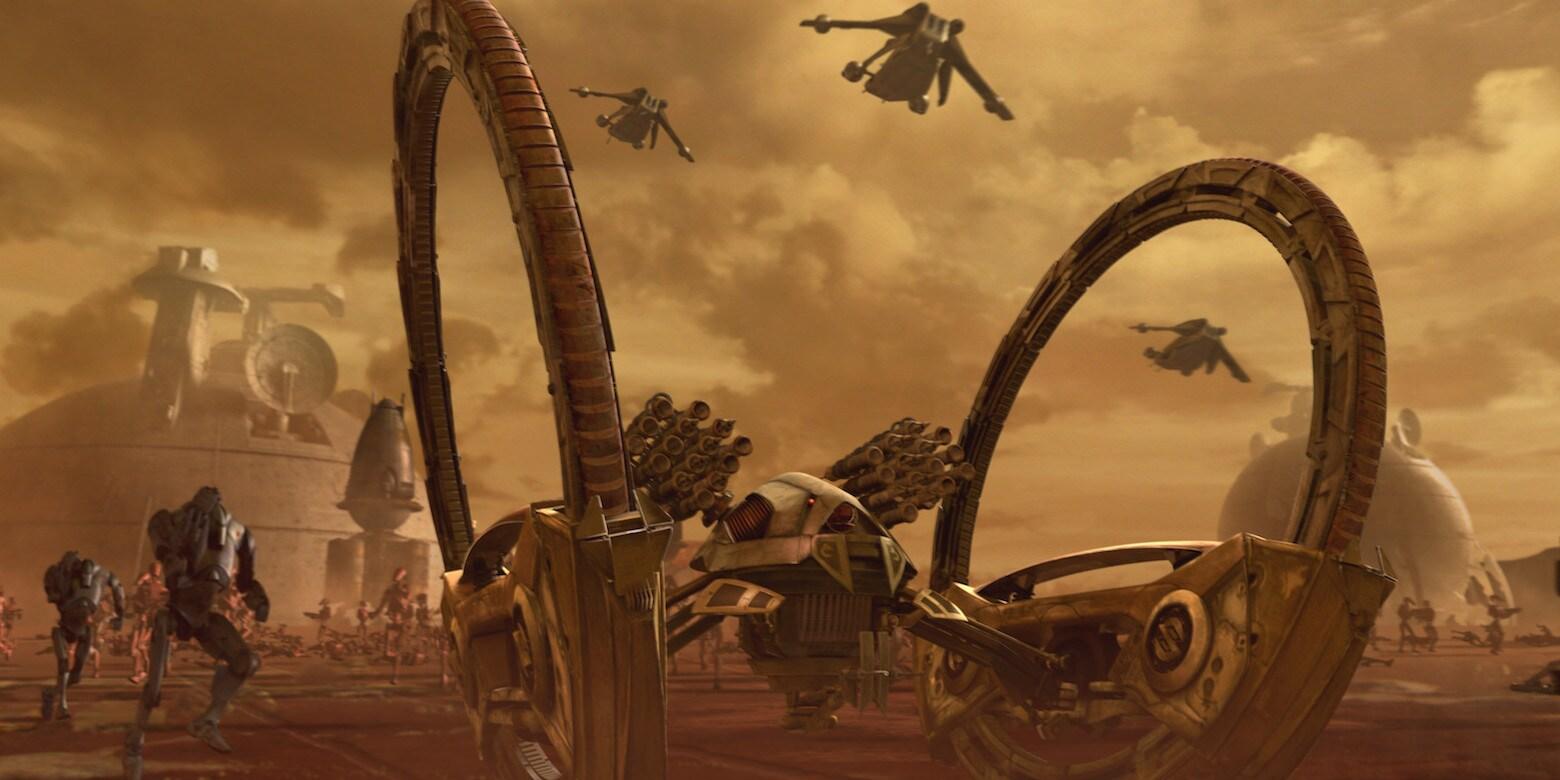 hailfire droid starwarscom