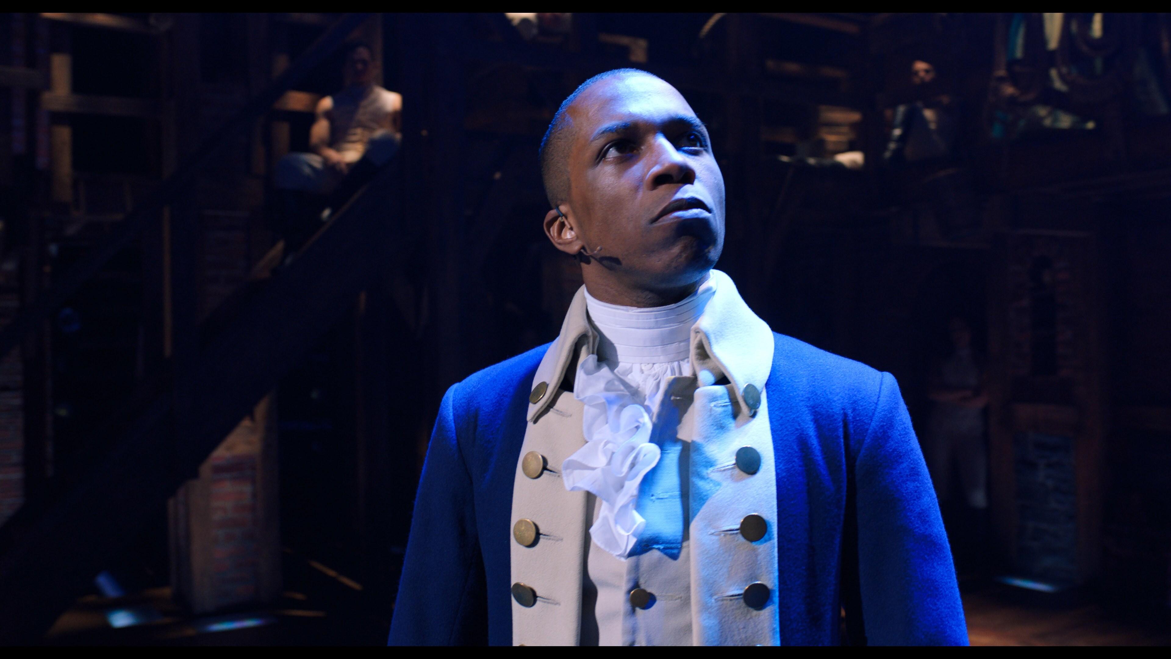 Aaron Burr from Hamilton