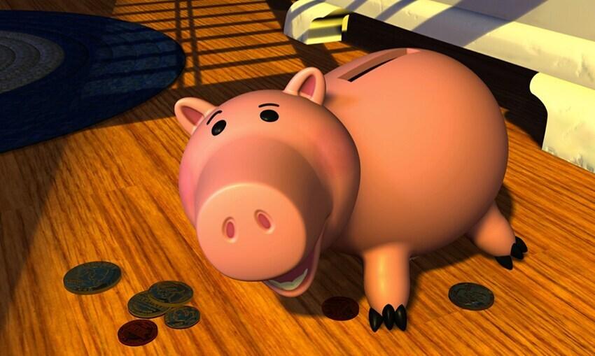 Animated Character Hamm