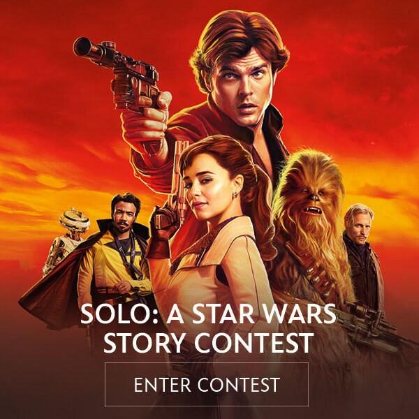 Solo: A Star Wars Story Contest - Mini Hero